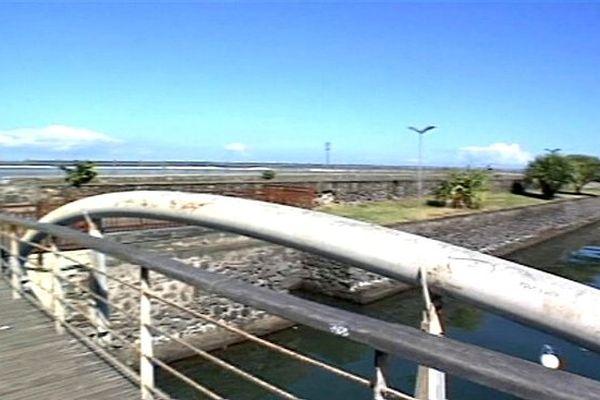 Front de mer de Saint-Pierre : agression d'une jeune fille