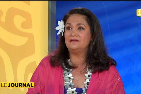 Nicole Bouteau : invitée de l'Hebdo sur Polynésie Première