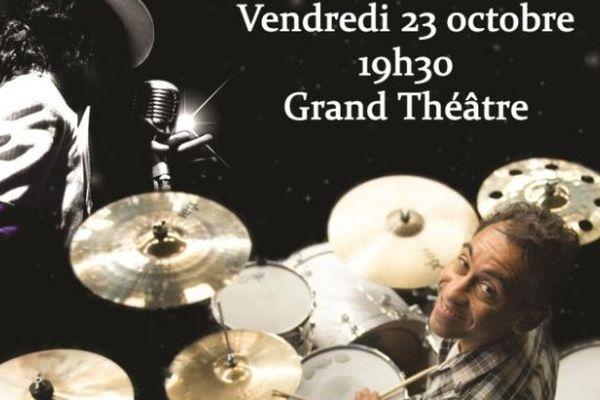 Le show This is Michael au Grand théâtre