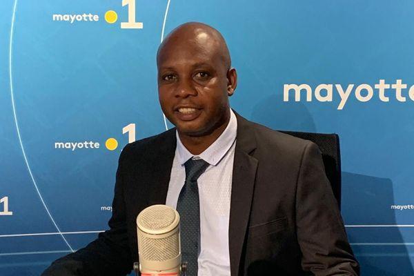 Hanaffi Marib, candidat à Acoua au titre du MDM