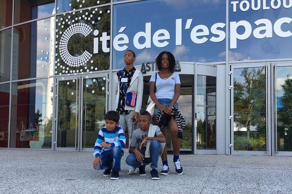 Les finalistes de Cgénial à Toulouse