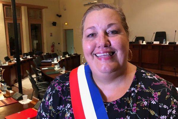 Sophie Charles nouveau maire de Saint-Laurent du Maroni