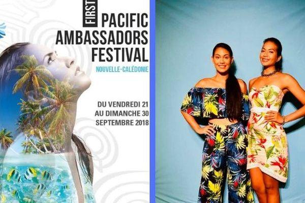 Pacific Ambassadors Festival (P.A.F)  Miss Tahiti