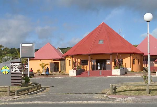 Mairie de Lifou, 28 mai 2020