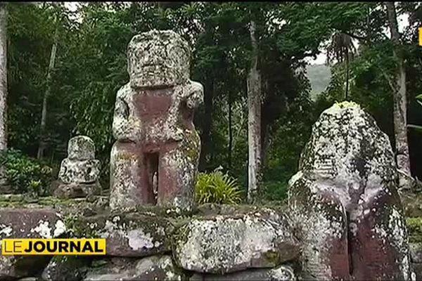 A la rencontre des plus grands tikis de Polynésie