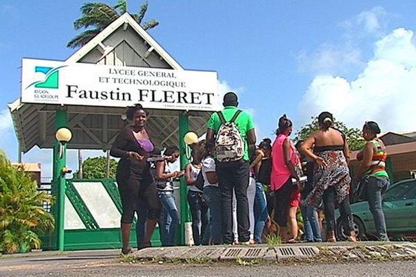 Lycée Faustin Fléret de Morne à l'Eau