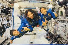 Grâce à son travail, Erika Velio, ingénieur et mère de famille, permettra à une femme de marcher sur la lune en 2024.