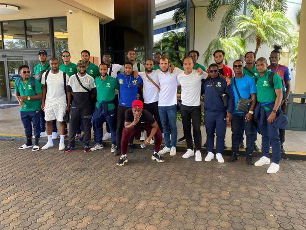 Gold Cup 2021 : le préparateur physique des Yana Dòkò dénonce.