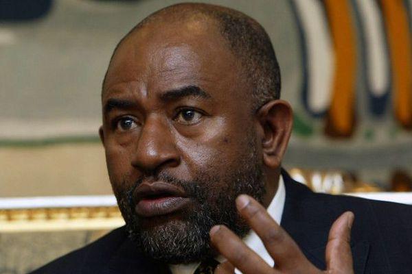 Azali Assoumani, le nouveau président des Comores
