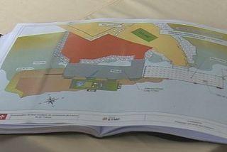 plan futur quai de léava à futuna