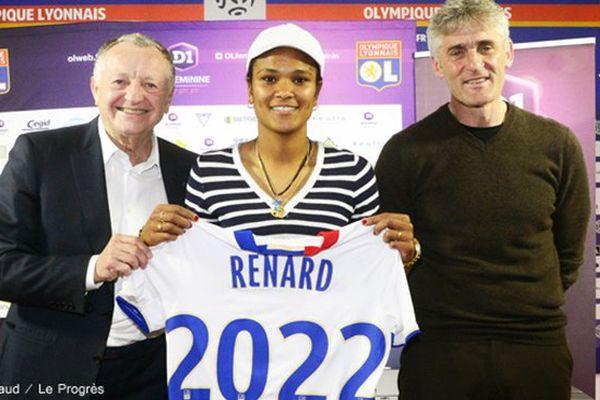 Wendie Renard maillot