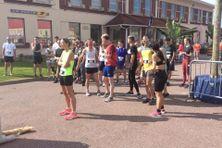 Première édition de la course du 14 juillet à Saint-Pierre