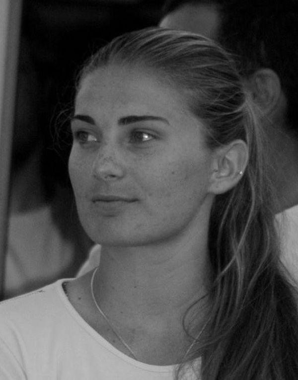Océane Lescadieu N&B