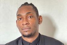 Edryan Rangoly, 23 ans, est le plus jeune candidat déclaré aux élections territoriales de Martinique.