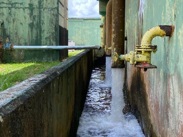 Usine Moustique SIAEAG - Petit-Bourg - eau