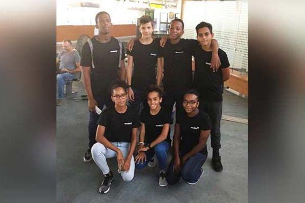 Equipe Martinique