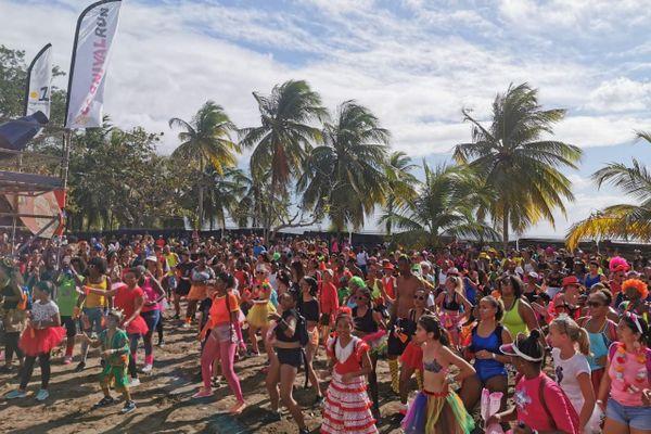 Plage Carnival Run