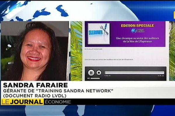 """""""Training Sandra Network"""" : un nouveau concept de vente pyramidale sévit à Tahiti"""