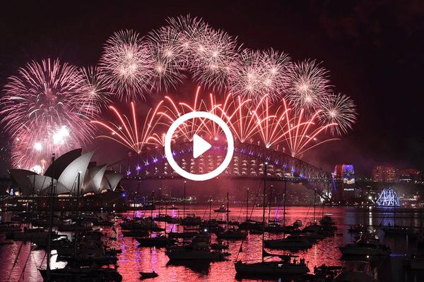 Sydney nouvel An 2017