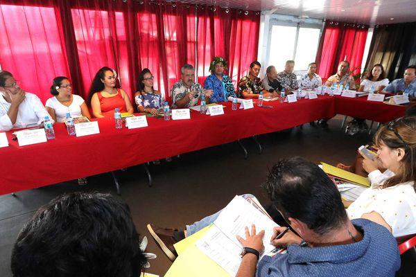 Heiva i Tahiti 2017 : conférence de presse