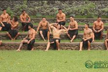 Les 12 candidats à l'élection Mister Tahiti 2017