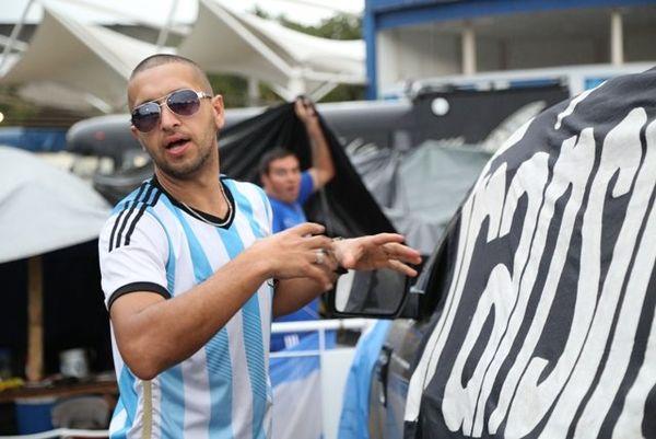 Argentine CM7