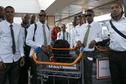 FC Nantes - Club Franciscain : les joueurs martiniquais sont bien arrivés dans l'Hexagone