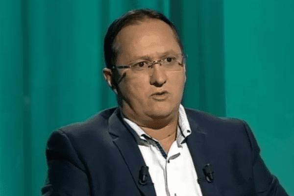 David Riché, maire de Roura, candidat aux législatives 2017