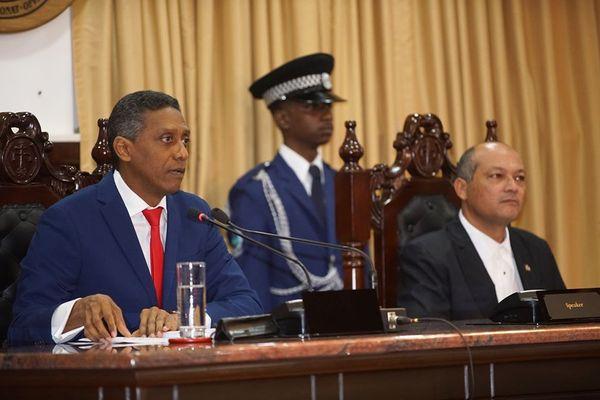 Danny Faure Seychelles