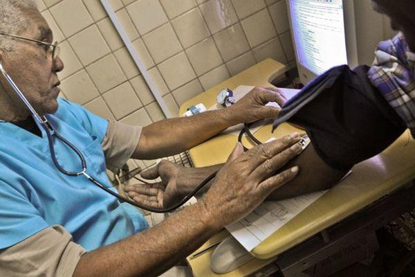 Cuba médecine