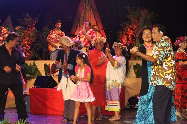 LM Show - Polynésie 1ère invite le public