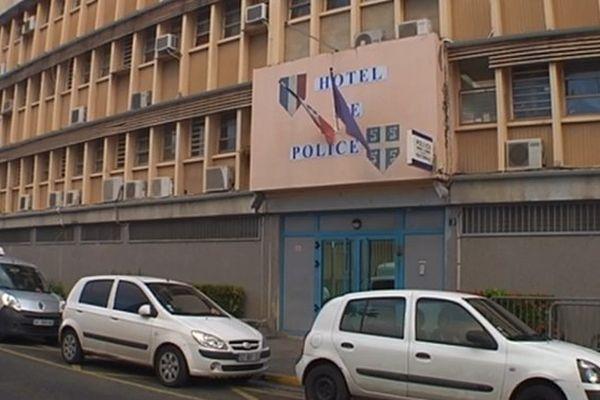Commissariat police Fort de France