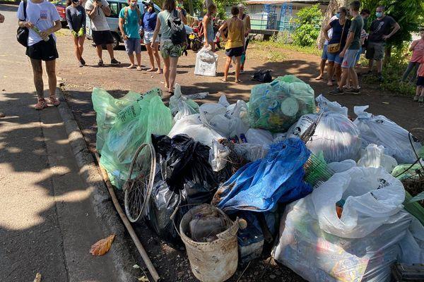 ramasage déchets