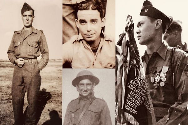 4 soldats du BIMP