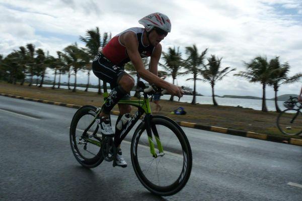 Mathieu Szalamacha, du triathlon au Tour