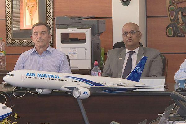 Enquête à Air Austral