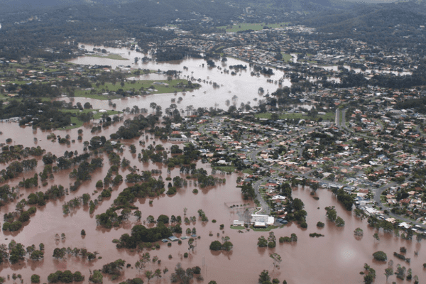 Australie inondations