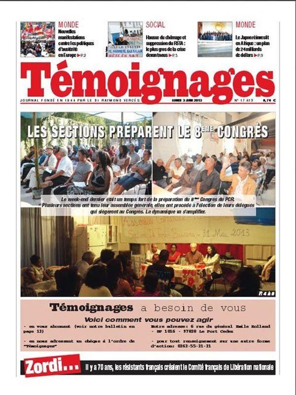 temoignages 03/06