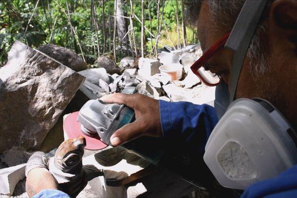 Ua Pou, les artisans victimes du covid-19