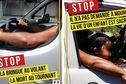 Une nouvelle campagne sur la sécurité routière