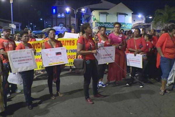 marche violences femmes