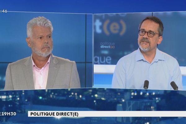 Philippe Dunoyer à Politique Direct(e), 17 mars 2019