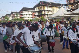 grande parade de Macouria
