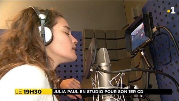 Julia Paul, juillet 2018