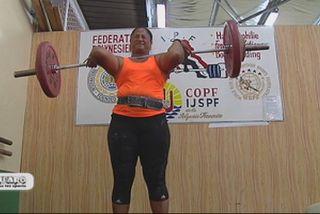 Championnat de Polynésie d'haltérophilie 2015