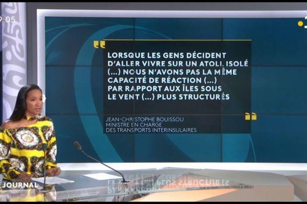Décès de Hoane, Jean Christophe Bouissou critiqué
