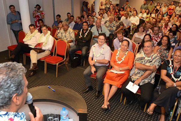Séminaire du Gie Tahiti Tourisme : toujours plus de touristes