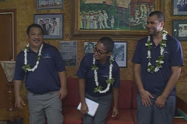 Le forum du Pacifique, observateur des élections territoriales