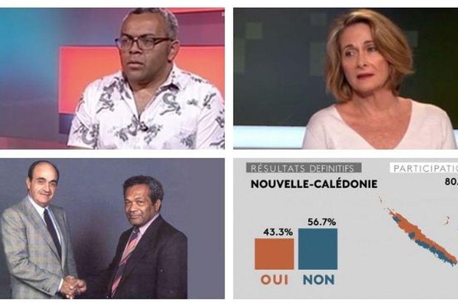 Emmanuel Tjibaou et Isabelle Lafleur: regards croisés sur le référendum - Nouvelle-Calédonie la 1ère