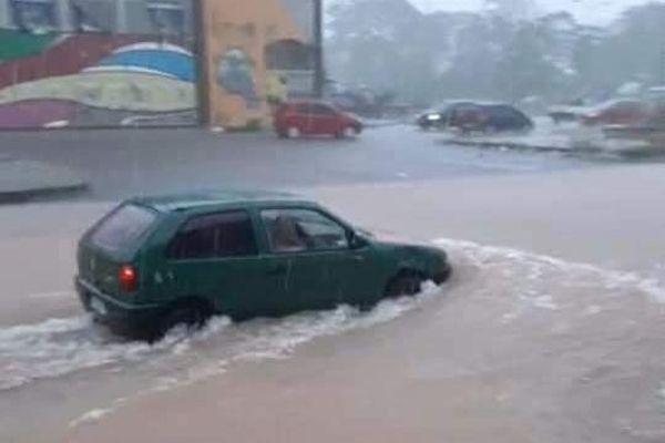 Macapa sous les eaux le 22 novembre
